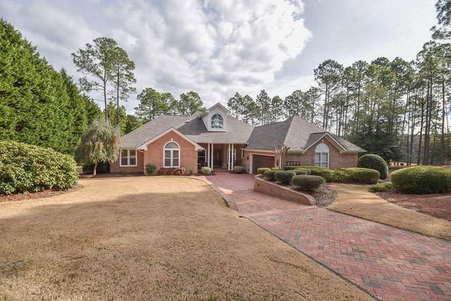 201 Plantation Drive, Southern Pines, NC 28387 (MLS #198780) :: Pinnock Real Estate & Relocation Services, Inc.