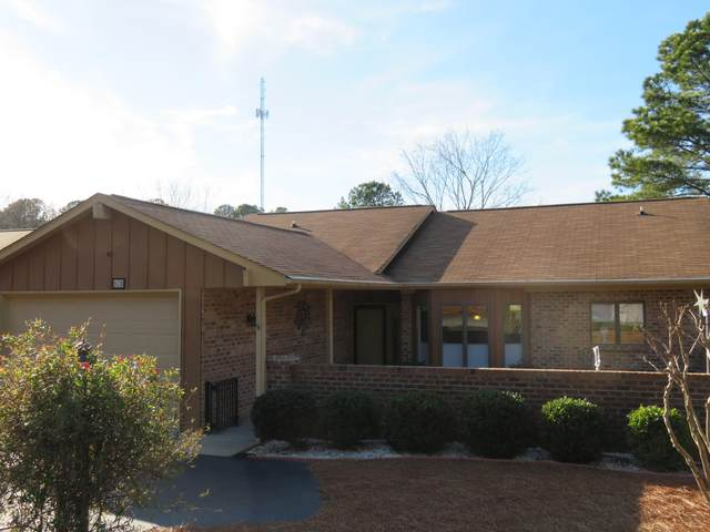 608 Redwood Drive, Southern Pines, NC 28387 (MLS #198792) :: Pinnock Real Estate & Relocation Services, Inc.
