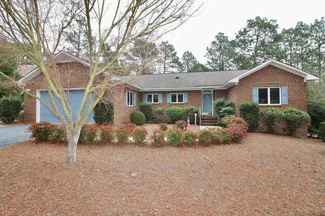 17 Sandpiper Drive, Whispering Pines, NC 28327 (MLS #198795) :: Pinnock Real Estate & Relocation Services, Inc.