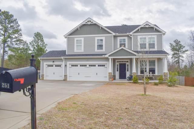 251 Turriff Way, Cameron, NC 28326 (MLS #198805) :: Pinnock Real Estate & Relocation Services, Inc.