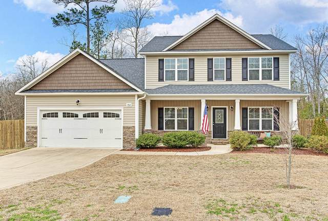 760 Sun Road, Aberdeen, NC 28315 (MLS #198811) :: Pinnock Real Estate & Relocation Services, Inc.
