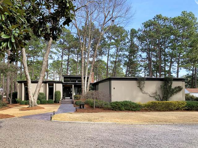 8 Bogie Drive, Whispering Pines, NC 28327 (MLS #198812) :: Pinnock Real Estate & Relocation Services, Inc.