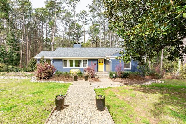 620 Carr Street, Sanford, NC 27330 (MLS #198819) :: Pinnock Real Estate & Relocation Services, Inc.