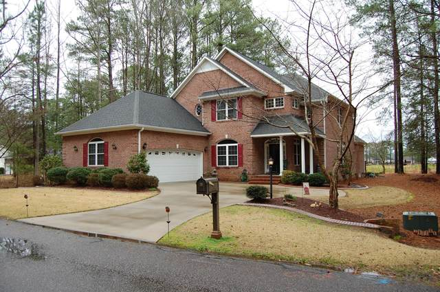 793 Daphne Lane, Vass, NC 28394 (MLS #198821) :: Pinnock Real Estate & Relocation Services, Inc.