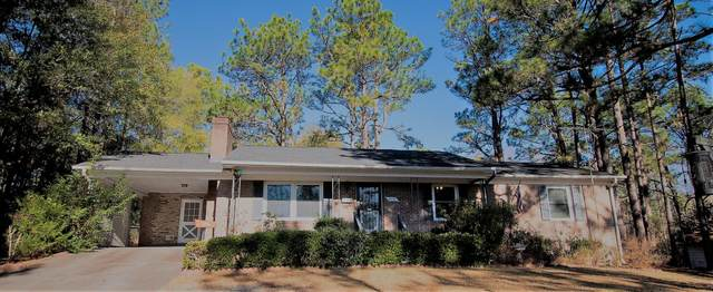450 N Stephens Street, Southern Pines, NC 28387 (MLS #198834) :: Pinnock Real Estate & Relocation Services, Inc.
