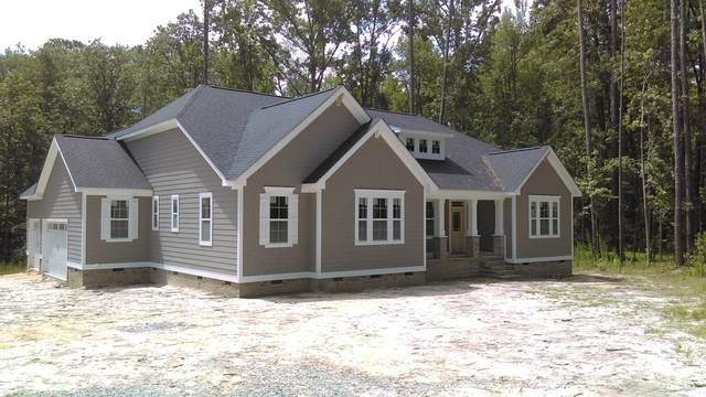 160 Tucker Road, Whispering Pines, NC 28327 (MLS #198842) :: Pinnock Real Estate & Relocation Services, Inc.
