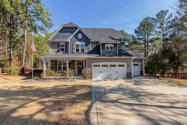 128 Whisper Grove Court, Whispering Pines, NC 28327 (MLS #198876) :: Pinnock Real Estate & Relocation Services, Inc.