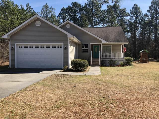 405 Teal Place, Vass, NC 28394 (MLS #198887) :: Pinnock Real Estate & Relocation Services, Inc.