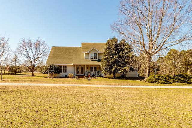 1220 Aiken Road, Vass, NC 28394 (MLS #198891) :: Pinnock Real Estate & Relocation Services, Inc.