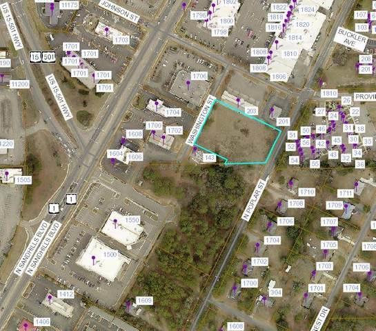 0 Poplar Street, Aberdeen, NC 28315 (MLS #198909) :: Pinnock Real Estate & Relocation Services, Inc.
