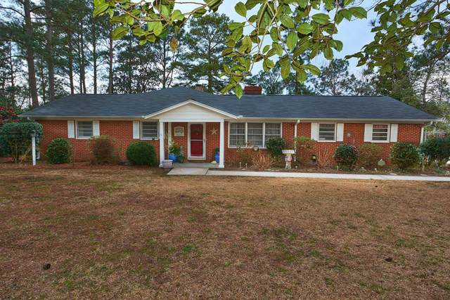 22 Pine Ridge Drive, Whispering Pines, NC 28327 (MLS #198915) :: Pinnock Real Estate & Relocation Services, Inc.