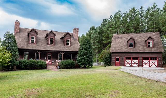 1250 Pasture Circle, Aberdeen, NC 28315 (MLS #198918) :: Pinnock Real Estate & Relocation Services, Inc.