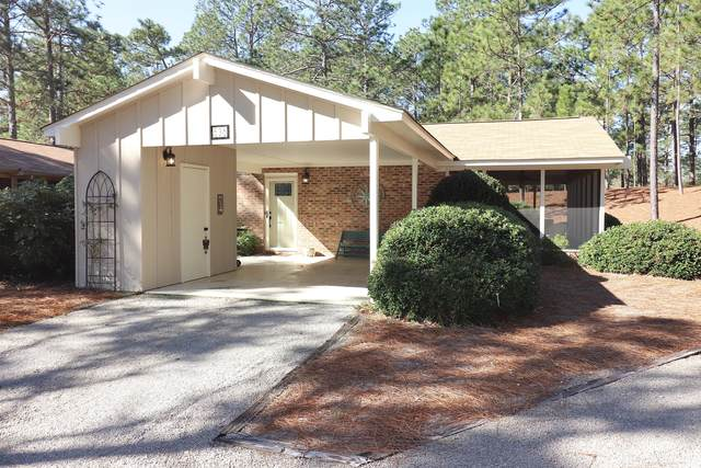 536 Sandalwood Drive, Southern Pines, NC 28387 (MLS #198922) :: Pinnock Real Estate & Relocation Services, Inc.