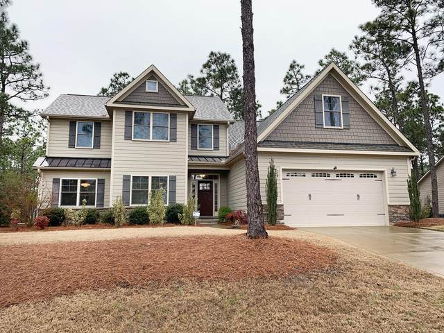110 Wiregrass Lane, Southern Pines, NC 28387 (MLS #198928) :: Pinnock Real Estate & Relocation Services, Inc.