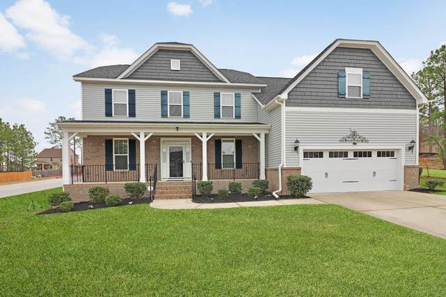 19 Cherry Hill Drive, Lillington, NC 27546 (MLS #198974) :: Pinnock Real Estate & Relocation Services, Inc.