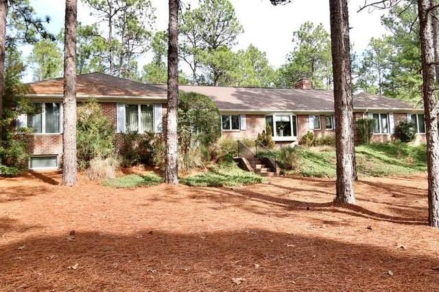 16 Whitehaven Drive, Pinehurst, NC 28374 (MLS #199025) :: Pinnock Real Estate & Relocation Services, Inc.