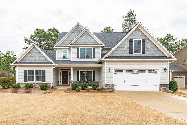 105 Wiregrass Lane, Southern Pines, NC 28387 (MLS #199029) :: Pinnock Real Estate & Relocation Services, Inc.