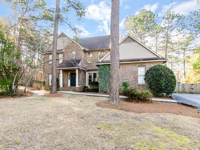 130 Tingley Court, Southern Pines, NC 28387 (MLS #199134) :: Pinnock Real Estate & Relocation Services, Inc.