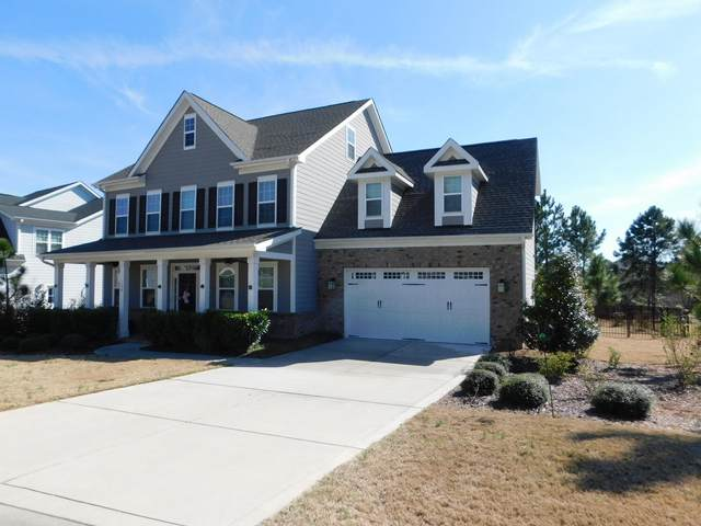 128 Old Clubhouse Lane, Southern Pines, NC 28387 (MLS #199146) :: Pinnock Real Estate & Relocation Services, Inc.