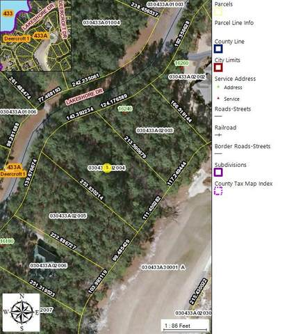Lot #4 Lakeshore Drive, Wagram, NC 28396 (MLS #199150) :: Pinnock Real Estate & Relocation Services, Inc.