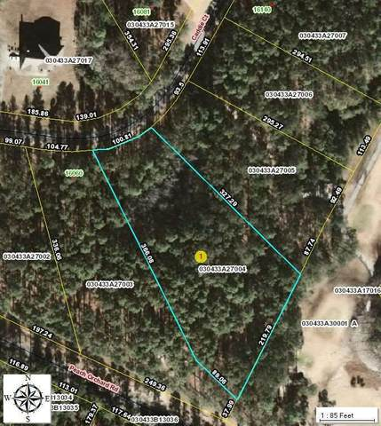 4 Caddie Court, Wagram, NC 28396 (MLS #199155) :: Pinnock Real Estate & Relocation Services, Inc.