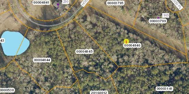Tbd Holly Circle, Carthage, NC 28327 (MLS #199252) :: Pinnock Real Estate & Relocation Services, Inc.