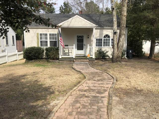 285 E Ohio Avenue, Southern Pines, NC 28387 (MLS #199256) :: Pinnock Real Estate & Relocation Services, Inc.