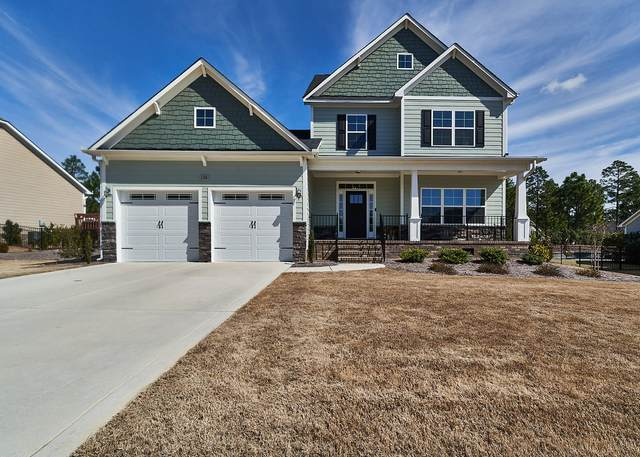 130 Cone Circle, Southern Pines, NC 28387 (MLS #199299) :: Pinnock Real Estate & Relocation Services, Inc.