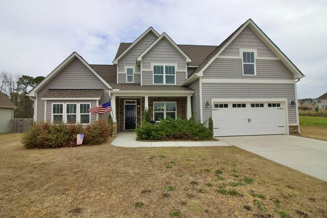500 Daylily Court, Carthage, NC 28327 (MLS #199367) :: Pinnock Real Estate & Relocation Services, Inc.