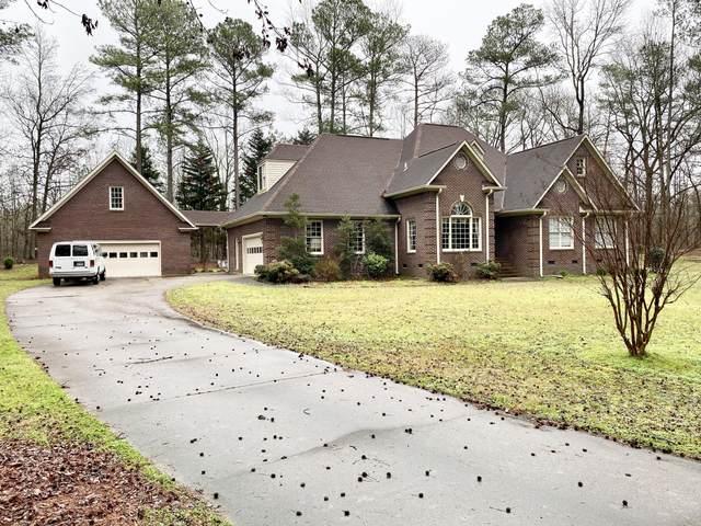 159 Trailcrest Drive, Rockingham, NC 28379 (MLS #199386) :: Pinnock Real Estate & Relocation Services, Inc.