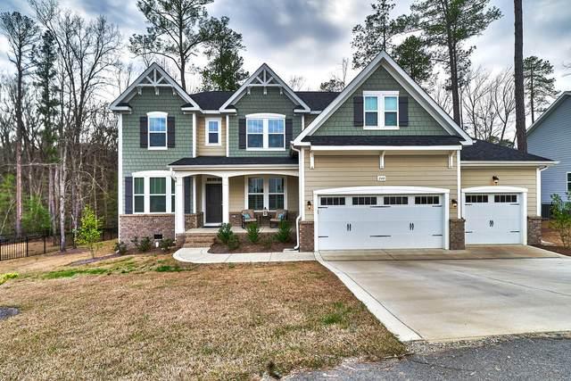 240 Parrish Lane, Carthage, NC 28327 (MLS #199403) :: Pinnock Real Estate & Relocation Services, Inc.