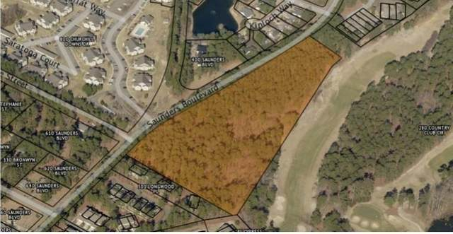 Tbd Saunders Boulevard, Aberdeen, NC 28315 (MLS #199412) :: Pinnock Real Estate & Relocation Services, Inc.