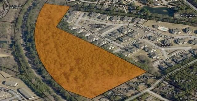 Tbd Saunders Boulevard, Aberdeen, NC 28315 (MLS #199413) :: Pinnock Real Estate & Relocation Services, Inc.