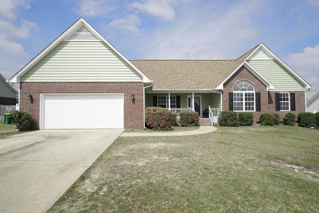 5432 Sunnybright Lane, Hope Mills, NC 28348 (MLS #199448) :: Pinnock Real Estate & Relocation Services, Inc.