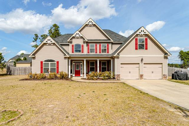 44 Skycroft Drive, Sanford, NC 27332 (MLS #199449) :: Pinnock Real Estate & Relocation Services, Inc.
