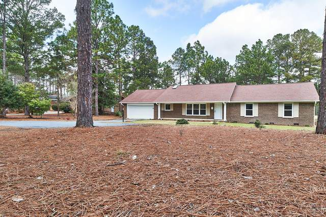 2104 Airport Road, Whispering Pines, NC 28327 (MLS #199468) :: Pinnock Real Estate & Relocation Services, Inc.