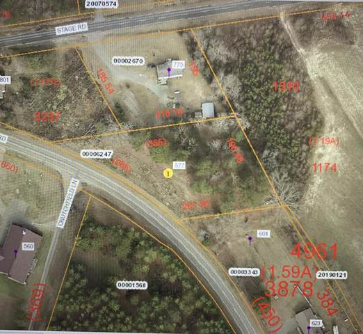 577 Union Church Road, Carthage, NC 28327 (MLS #199514) :: Pinnock Real Estate & Relocation Services, Inc.