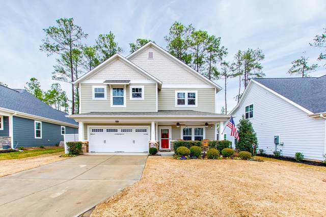 125 Moultrie Lane, Aberdeen, NC 28315 (MLS #199515) :: Pinnock Real Estate & Relocation Services, Inc.