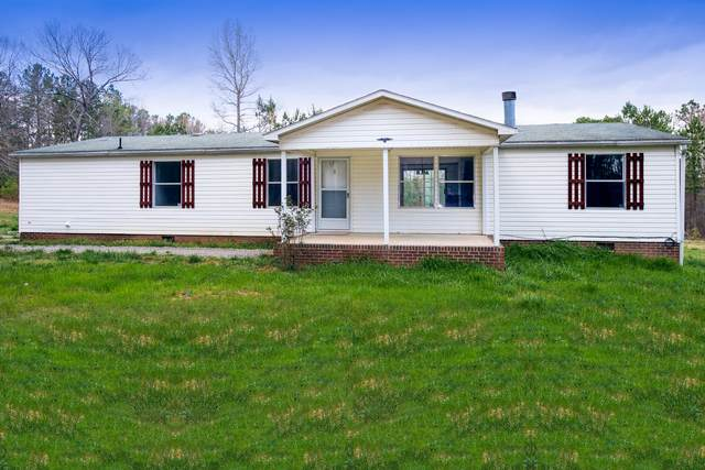 2327 Underwood Road, Carthage, NC 28327 (MLS #199549) :: Pinnock Real Estate & Relocation Services, Inc.