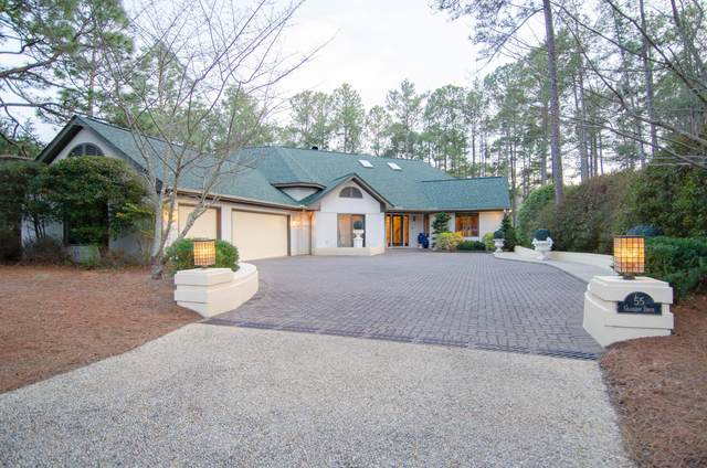 55 Glasgow Drive, Pinehurst, NC 28374 (MLS #199592) :: Pinnock Real Estate & Relocation Services, Inc.