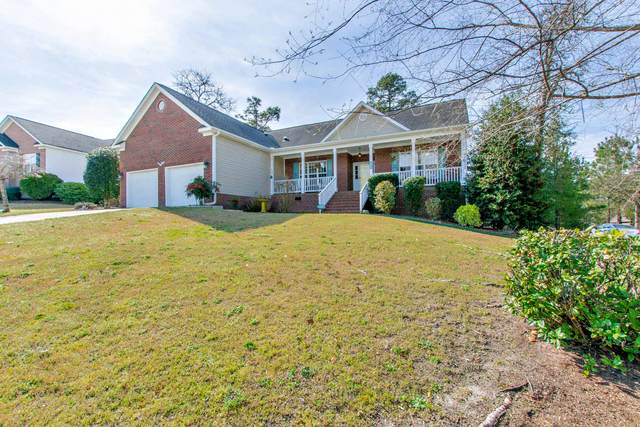 111 Isleworth Place, Aberdeen, NC 28315 (MLS #199596) :: Pinnock Real Estate & Relocation Services, Inc.
