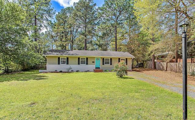 350 W Rhode Island Avenue, Southern Pines, NC 28387 (MLS #199603) :: Pinnock Real Estate & Relocation Services, Inc.