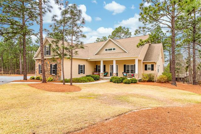 108 Mccracken Drive, West End, NC 27376 (MLS #199615) :: Pinnock Real Estate & Relocation Services, Inc.