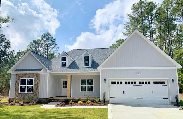 102 Richmond Road, Jackson Springs, NC 27281 (MLS #199616) :: Pinnock Real Estate & Relocation Services, Inc.