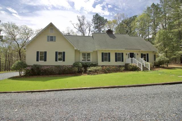 170 Halcyon Drive, Southern Pines, NC 28387 (MLS #199617) :: Pinnock Real Estate & Relocation Services, Inc.