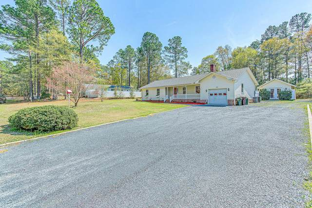 806 Barnell Drive, Aberdeen, NC 28315 (MLS #199621) :: Pinnock Real Estate & Relocation Services, Inc.