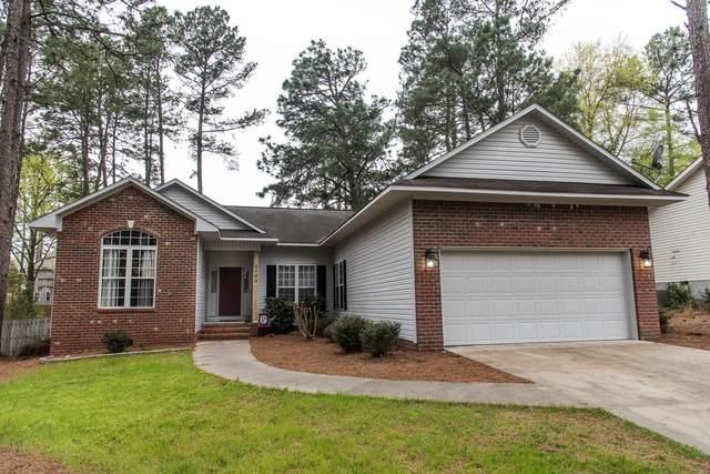2395 Longleaf Drive W, Pinehurst, NC 28374 (MLS #199637) :: Pinnock Real Estate & Relocation Services, Inc.