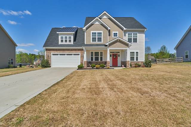 196 Farmhouse Lane, Carthage, NC 28327 (MLS #199650) :: Pinnock Real Estate & Relocation Services, Inc.