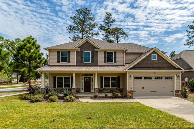 380 Wiregrass Lane, Southern Pines, NC 28387 (MLS #199666) :: Pinnock Real Estate & Relocation Services, Inc.