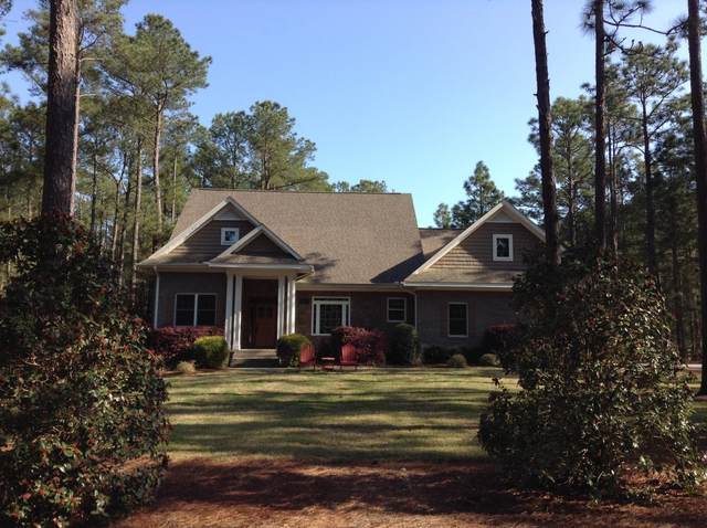 654 Fort Bragg Road, Southern Pines, NC 28387 (MLS #199709) :: Pinnock Real Estate & Relocation Services, Inc.